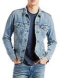 Levi's® Trucker Jacket - Standard Fit, Größe:XXXL;Farbe/Waschung:Icy
