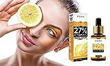 27% Vitamin C Serum ● 30ml Hochdosiert ● Anti-Aging für Gesicht und Haut ● mit Hyaluronsäure & Panthenol - 3