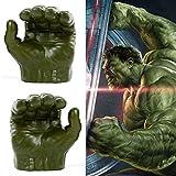 Snow-Day Costume Hulk Bambino Hulk Giocattoli Hulk Pugni - Guanti da Boxe- Guanti Giocattolo per Bambini PU in Silicone