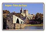 France - Avignon - Palais des Papes/fridge magnet.!!! - Kühlschrankmagnet