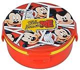 Disney & Marvel Avengers Plastic Insulated Hot Case Lunch Box, 500 ml, Multicolour