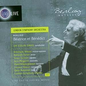 Berlioz: Beatrice et Benedict (LSO Davis)
