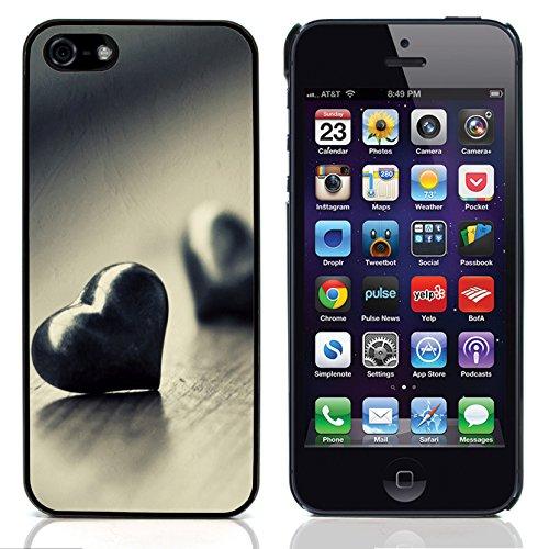 Graphic4You Stick People love drawing Design Harte Hülle Case Tasche Schutzhülle für Apple iPhone 5 und 5S Design #8
