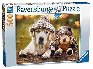 Ravensburger 00.014.783 Puzzle - Rompecabezas (Rompecabezas con Pistas Dibujadas, Fauna, Preescolar, Niño/niña, 10 año(s), 14 año(s))