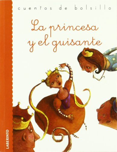 La princesa y el guisante (Cuentos de bolsillo) por Hans Cristian Andersen