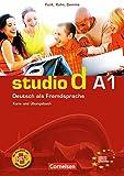 Studio D - Kurs- Und Arbeitsbuch A1