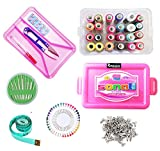 #1: Reglox Plastic SW06 Multipurpose Sewing Kit