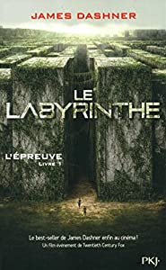 vignette de 'L'épreuve n° 1<br /> Le labyrinthe (James Dashner)'