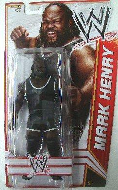 Mattel WWE Series 22Mark Henry Figur