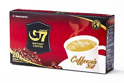 Trung Nguyen Coffee G7 Instant Kaffee 3 in 1 320 g Vietnam