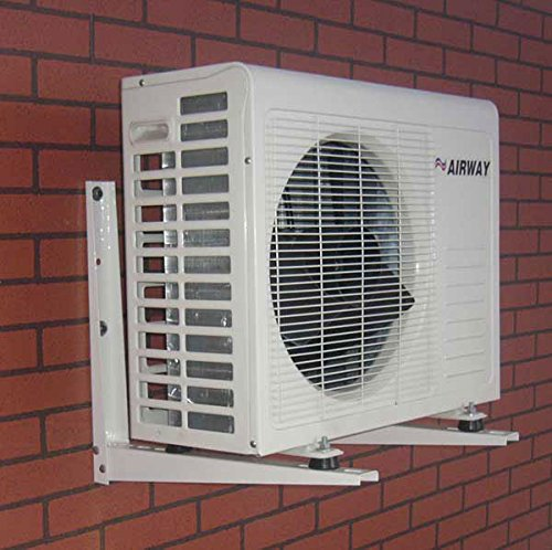 Heavy Duty Universal Split Air Conditioner AC Outdoor Unit Wall Bracket 1.0/1.2/1.5/ 2 Tons