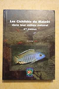 Les Cichlidés du Malawi dans leur milieu naturel