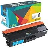 Do it Wiser  Kompatibel TN-326C Toner XL zu Brother HL L8250CDN L8350CDW | MFC L8650CDW L8850CDW | DCP L8400CDN L8450CDW (Cyan)