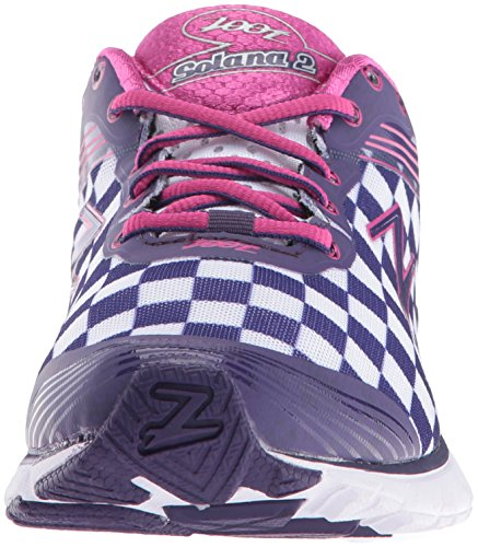ZootSOLANA 2, 26A0074.1.1.065 - Scarpe Running Donna Multicolore (Check/deep Purple)