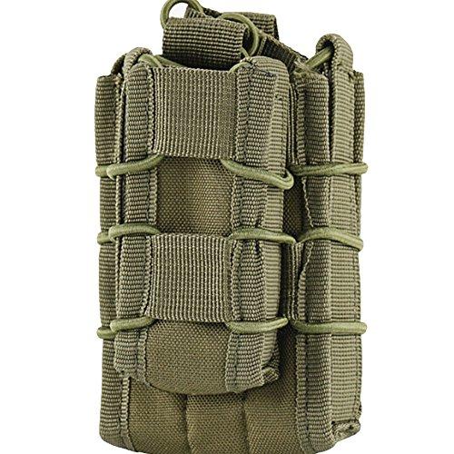 FYINN Tactical MOLLE Pouch EDC Dienstprogramm Taille Gürtel -