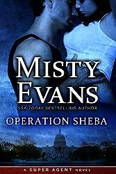 Operation Sheba (Super Agent series Book 1) (English Edition)