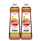 #6: Sinew Nutrition Raw Apple Cider Vinegar (Unfiltered & Unpasteurised) with strands of Mother 750ml (Pack of 2)