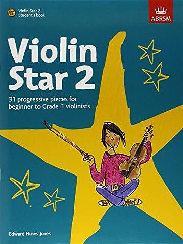 Violin Star 2, Student's book, with CD (Violin Star (ABRSM))