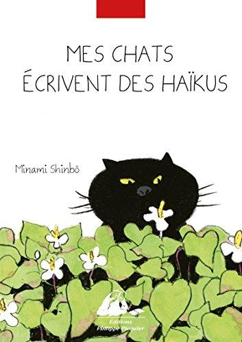 Mes chats écrivent des haïkus