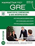 Written by Manhattan Prep's high-caliber GRE instructors, this Guide is really two books in one, thoroughly covering two of the quantitative question types on the GRE. The Guide to Quantitative Comparisons provides you with a framework for understa...