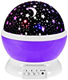 Best Unique Gifts - DSTANA Night Lighting Lamp, Star Light Rotating Projector Review