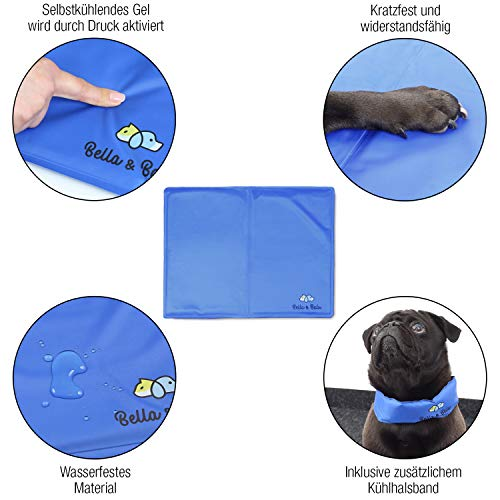 Zoom IMG-1 bella balu tappetino rinfrescante cane
