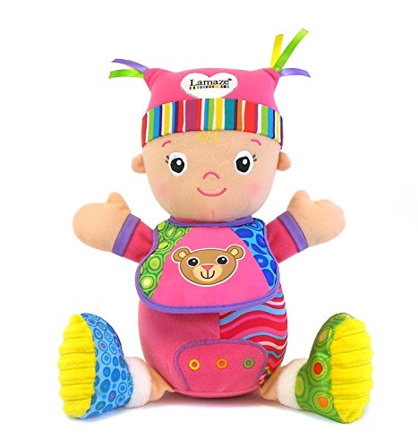 Image of Lamaze My First Doll Maisie - Multi-Coloured