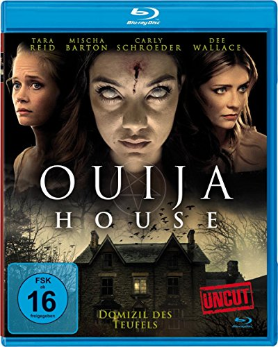 Ouija House - Domizil des Teufels - Uncut [Blu-ray]