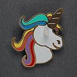 Proto-Pic Unigeek - A Unicorn Badge Soldering Kit