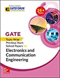 GATE Topic-Wise Previous Years Solved Papers for ECE