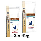 Royal Canin Gastro Intestinal Moderate Calorie 2 x 4kg = 8kg