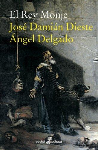 El rey monje (Pocket) por Angel Delgado