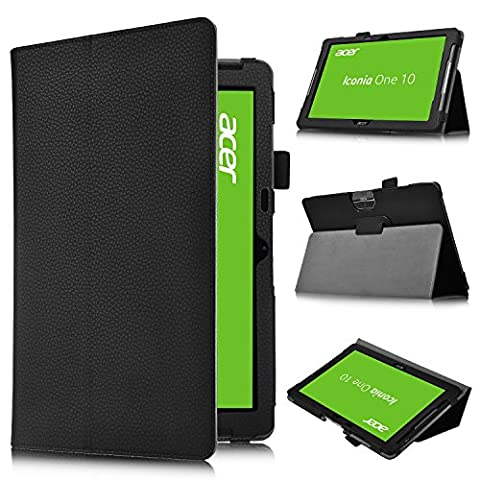 IVSO Acer Iconia One 10 B3-A30 Etui Housse - Slim-Book