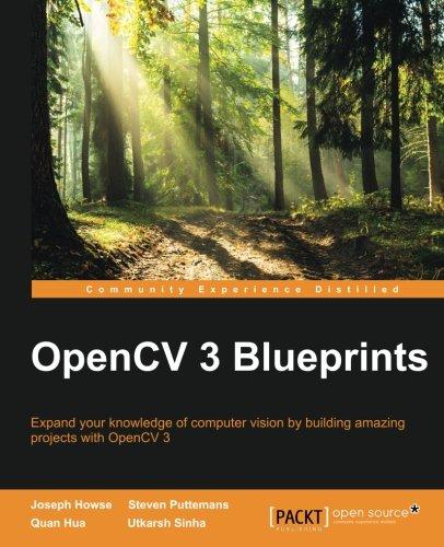 OpenCV 3 Blueprints