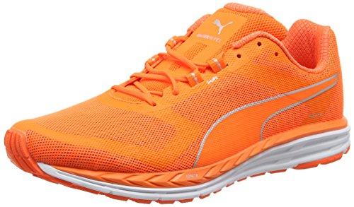 Puma Spd500IGNPWRWRMQ4, Scarpe Sportive da Running Unisex – Adulto Arancione (Orange/Silve 02)