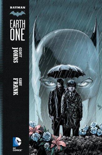 Batman Earth One HC (Batman (DC Comics)) by Frank, Gary (2012) Hardcover
