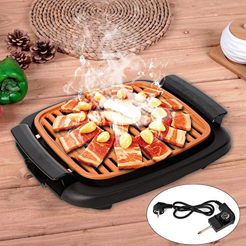 Zoom IMG-1 oukaning smokeless grill bbq set