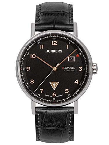Junkers Eisvogel F13 Mens Automatic Watch 6754-5