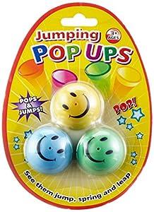 Speelgoed Juguetes CFC6222 - Poppers, 3 Pieza Sonrisa