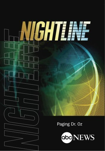 NIGHTLINE: Paging Dr. Oz: 7/9/12