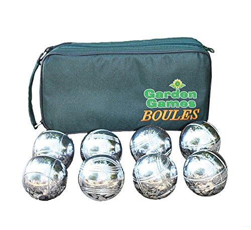 Garden Games 4021 - 4-Spieler Boules in Tragetasche Set