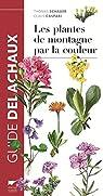 Les Plantes de montagne par la couleur par Schauer