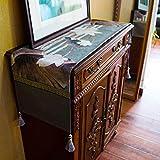 P&P Tinte Zen Teetisch klassisch Lotus Bettflagge Tuch Tischdecke grau , 32*180cm , grey