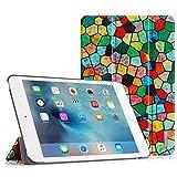 Fintie, ein Qualitätsprodukt in Ihrer Reichweite!    Schützen Sie Ihren neuen iPad mit diesem Fintie Smart Shell Case für immer! Die Smart Shell Schutzhülle hat ein einfaches und nobles Design. Die Rückenschale ist aus strapazierfähigem Polycarbonat...