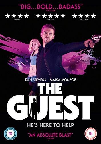 The Guest [DVD] by Ethan Embry, Candice Patton, Lance Reddick, Maika Monroe, Leland Orser, Sheila Kelley Dan Stevens