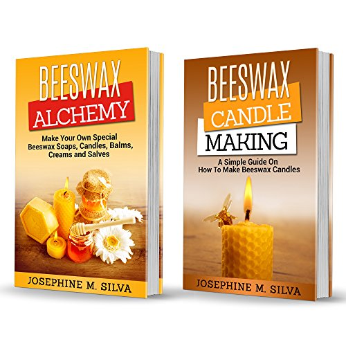 Beeswax: 2 Manuscripts - Beeswax Alchemy and Beeswax Candle Making (English Edition) - Alchemy Lab