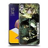 Head Case Designs Offizielle AMC The Walking Dead Michonne Spaziergänger Und Persönlichkeiten Ruckseite Hülle für ASUS Zenfone 5z ZS620KL / 5 ZE620KL