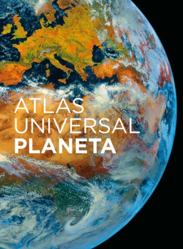 Atlas Universal Planeta (Ilustrados -Lonely Planet)