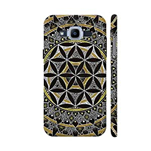 Colorpur Samsung J2 Pro Cover - Sacred G Printed Back Case