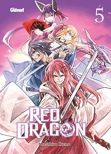 Red Dragon Edition simple Tome 5